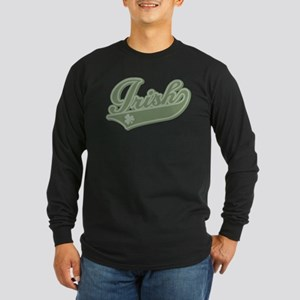 Irish [Baseball Style] Long Sleeve T-Shirt